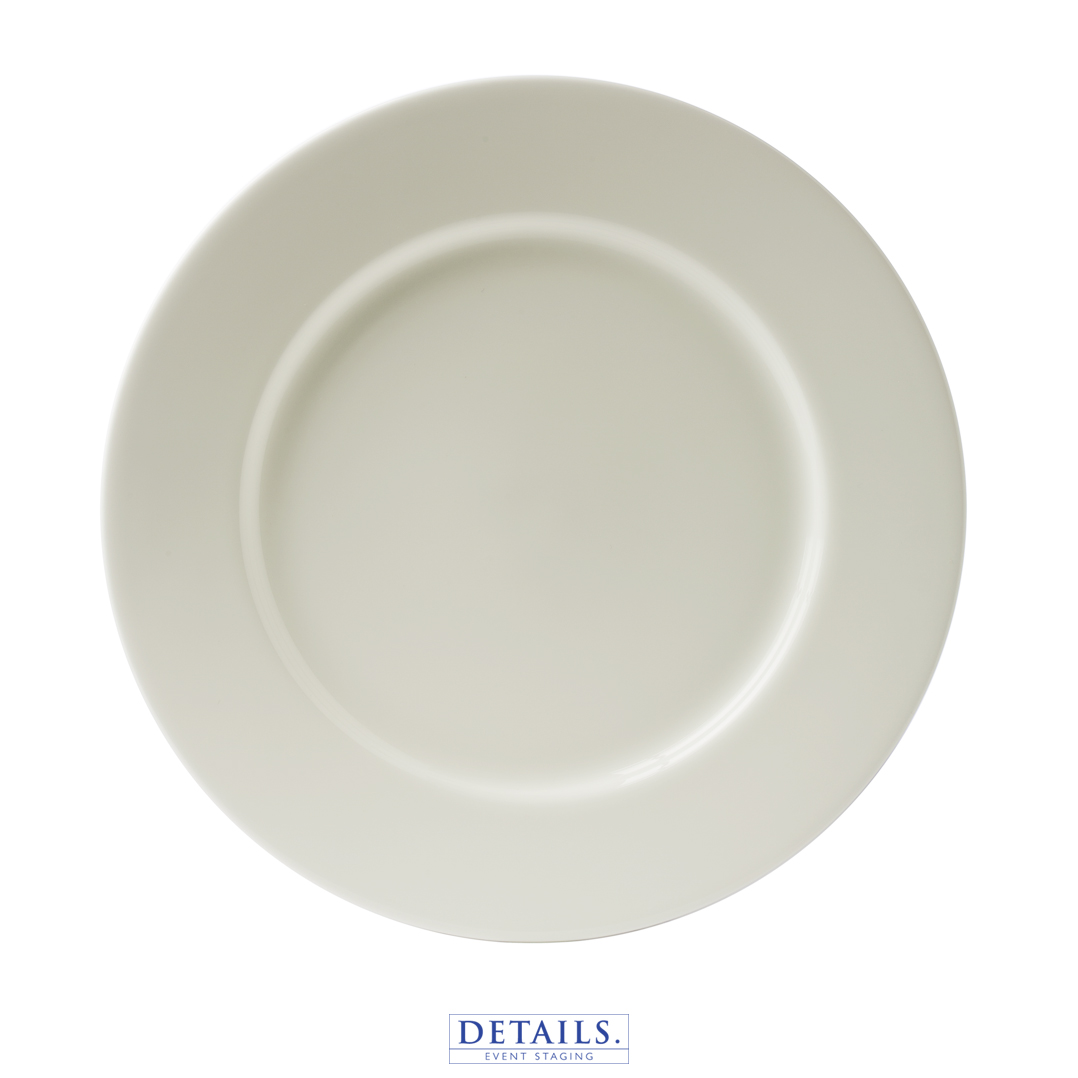 Taura Bone China — AVAILABLE IN B&B, LUNCHEON, AND DINNER PLATE SIZES