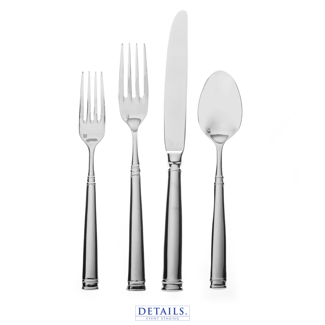 Stainless Steel Bistro Flatware