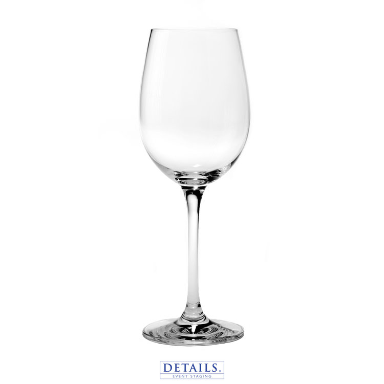 Crystal Wine Glass Rental for Weddings and Events