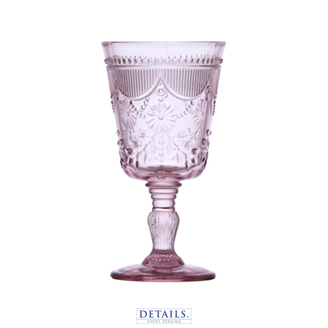 Blush Debutante — Goblet (10 oz)