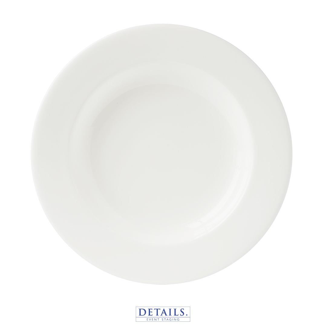 Taura China - Available in B&B, Luncheon, Dinner, and Soup Bowl Sizes