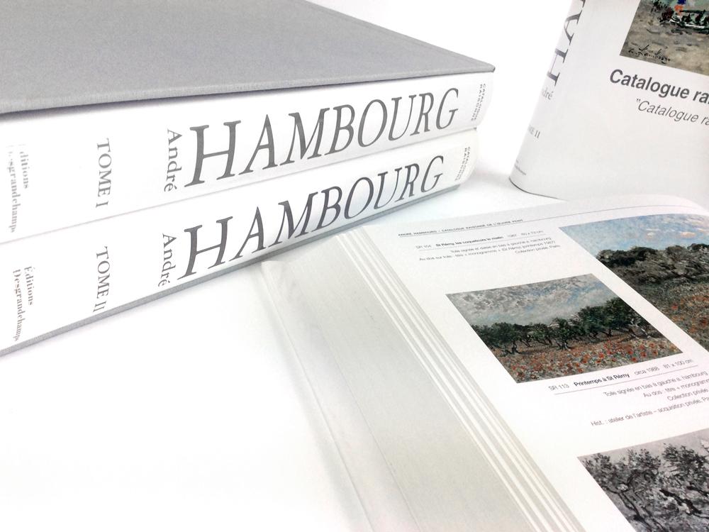 Catalogue raisonné publication