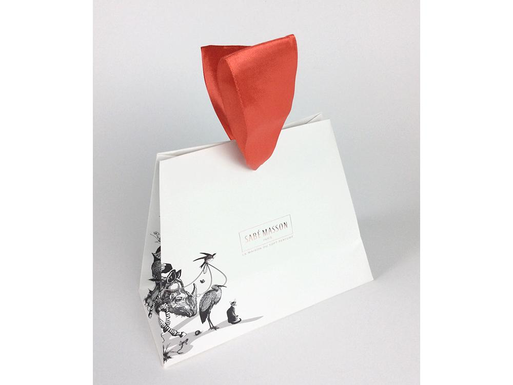Fragrance bag
