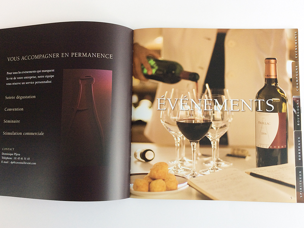 Catalogue design and production