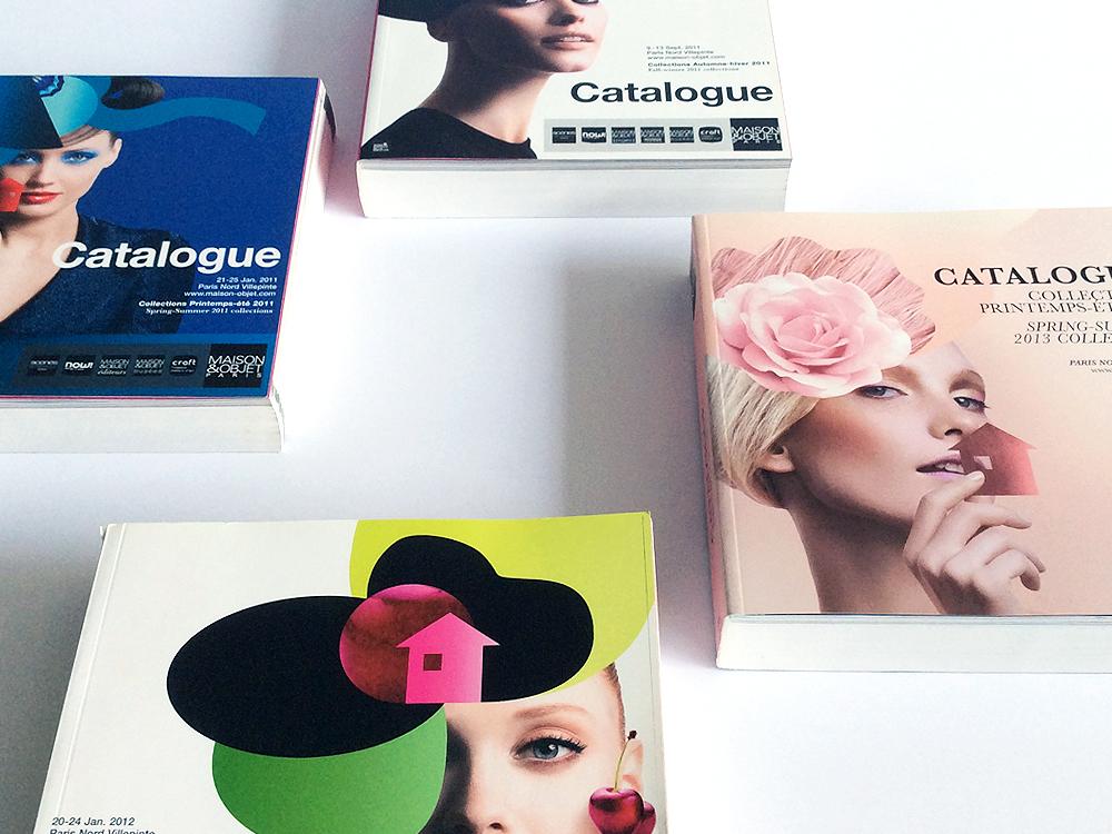 Rotary catalogue printing