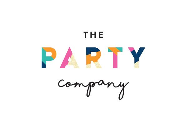 the party company logo