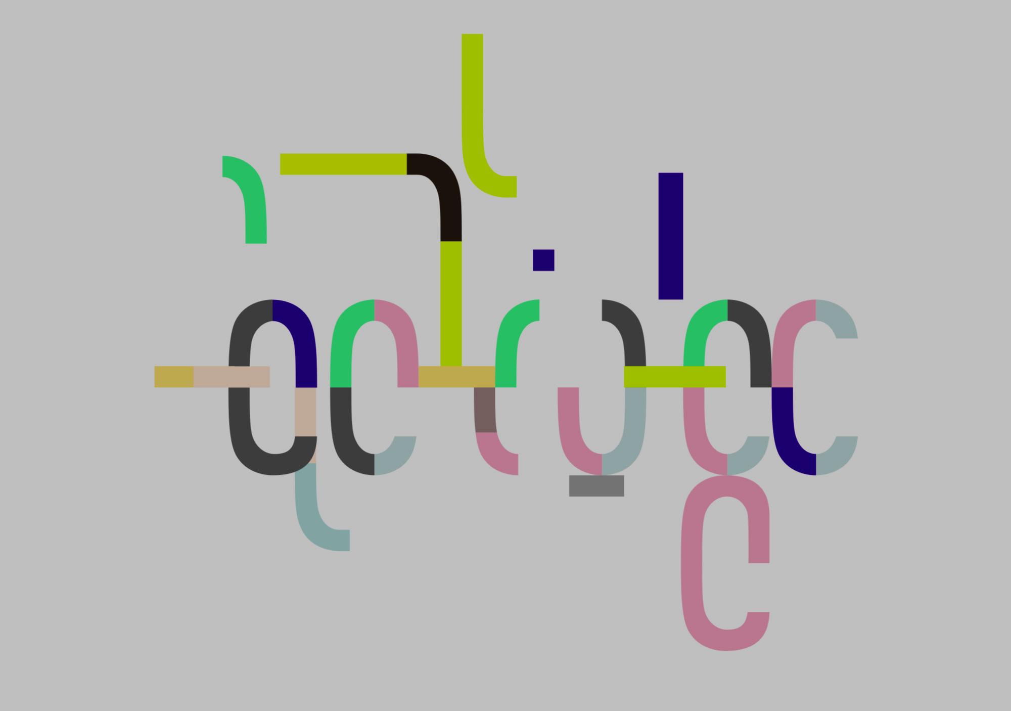 Platformer Monospace - A narrow, fixed-width font