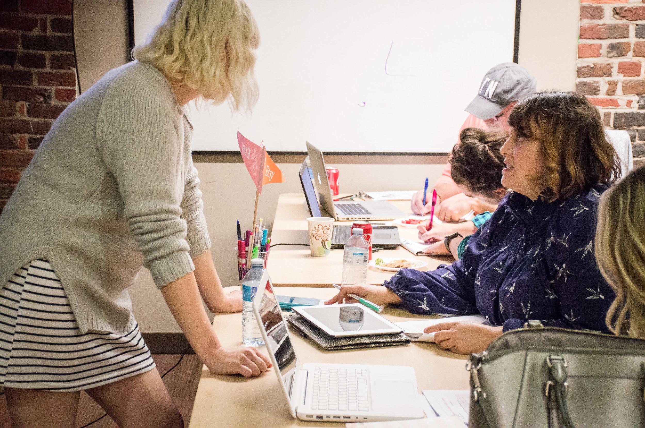 Etsy Craft Entrepreneurship Program