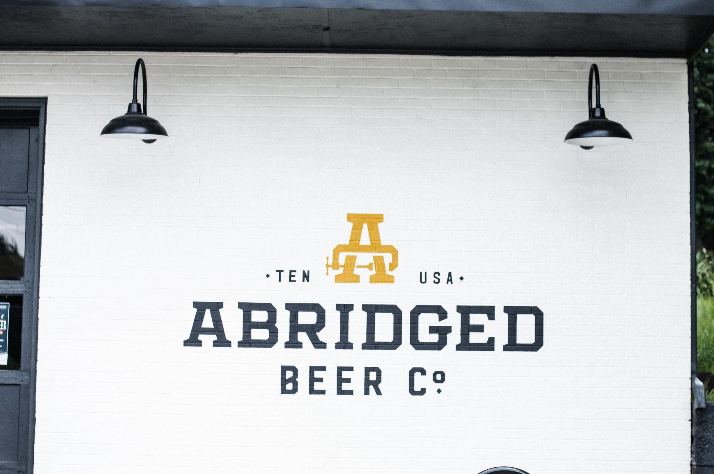Abridged Beer Co.