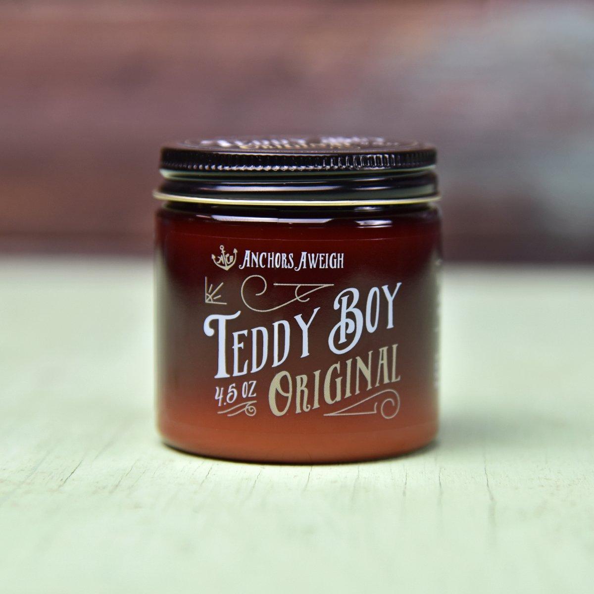 Anchors Aweigh Hair Co • Teddy Boy Original Pomade • $22