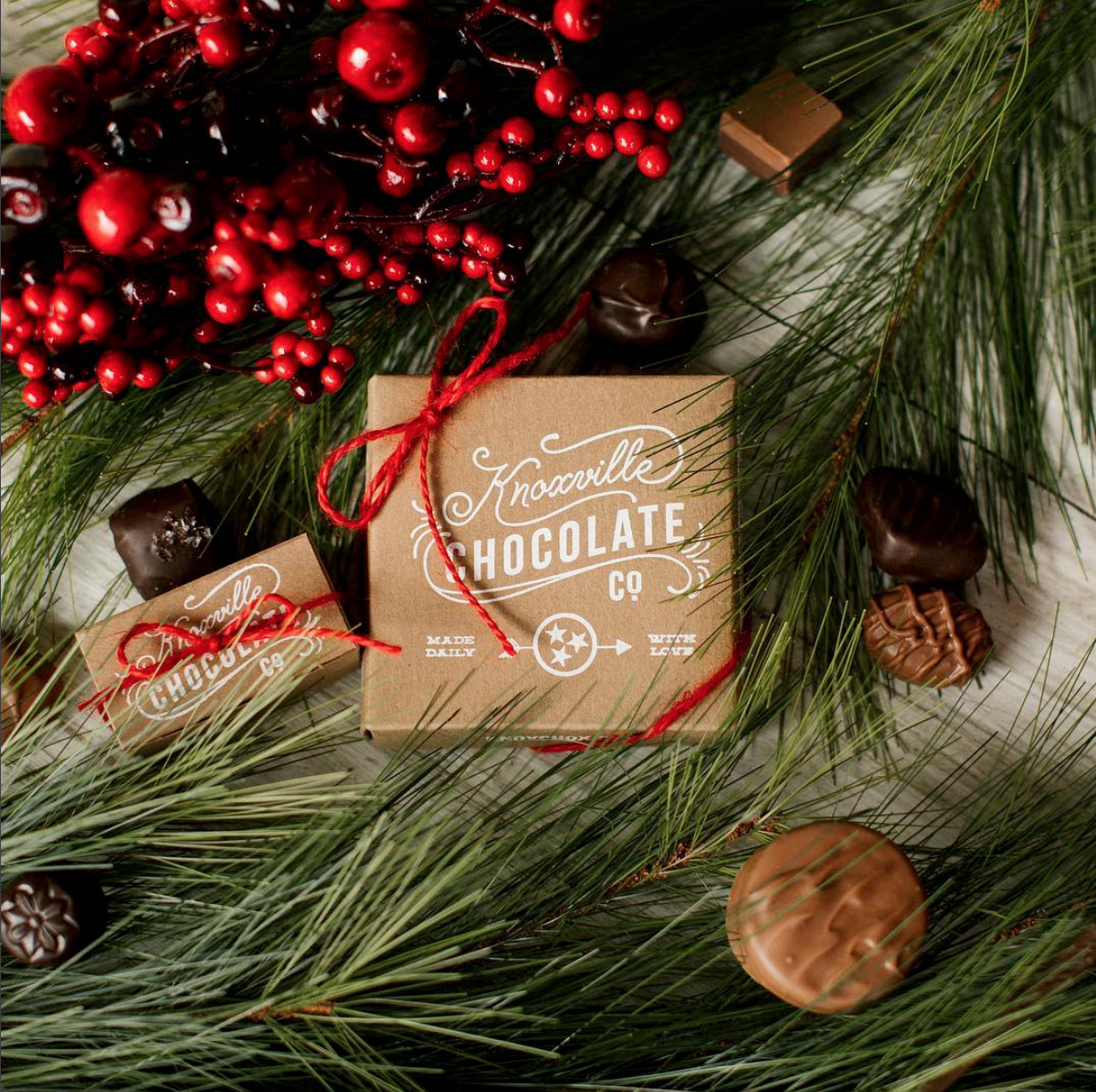 Knoxville Chocolate Co • Sunsphere Bar • $4.95
