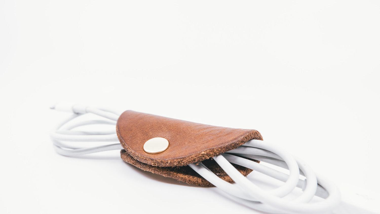 Roam Goods • Cord Wrap • $10