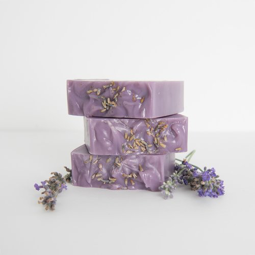 Bays Mountain Soap • Lavender and Peppermint Essential Oil Soap • $7.49
