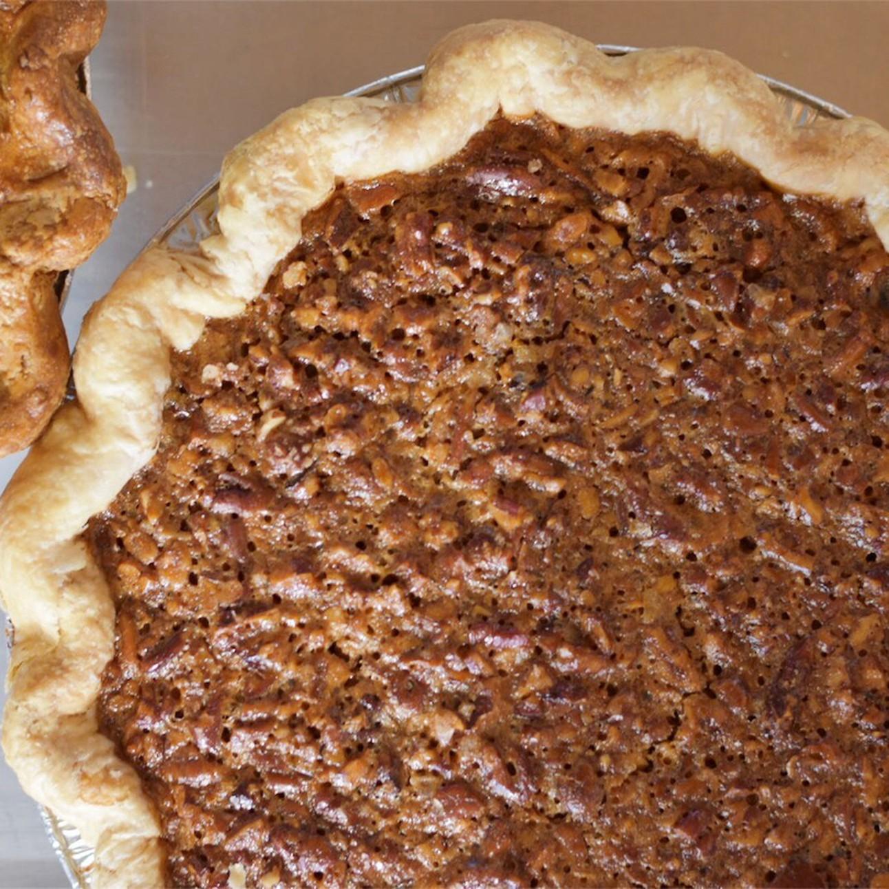 Wild Love Bakehouse • Salted Pecan Pie • $32