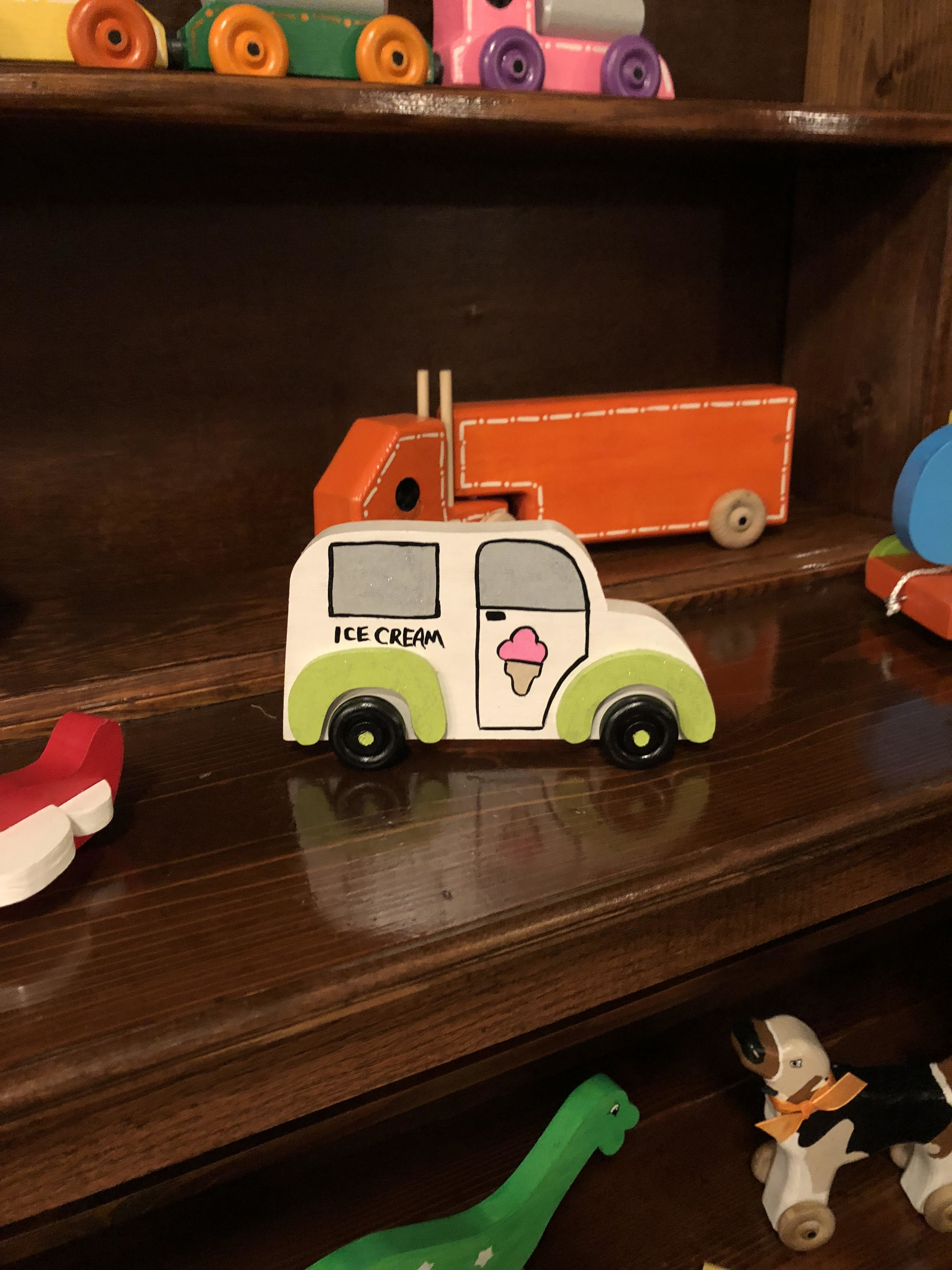 Phoenix Pharmacy • Wooden toys • prices vary    Available in store only