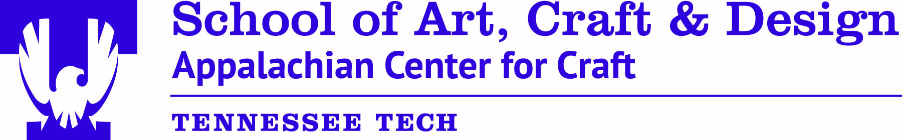 Appalachian Center for Craft, Tennessee Tech University logo.jpg