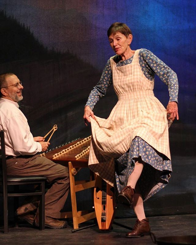 Tickets are still available for tonight's performance of 'Ivy Rowe - a One Woman off Broadway Show' presented by Joe Shannon's Mountain Home Music! Tickets at the door or mountainhomemusic.com. Doors @ 7pm show @ 7:30pm. See you there! . . . #harvesthouseboone #harvesthouse #joeshannonsmountainhomemusic #ivyrowe #livesound #production #venue #performingarts