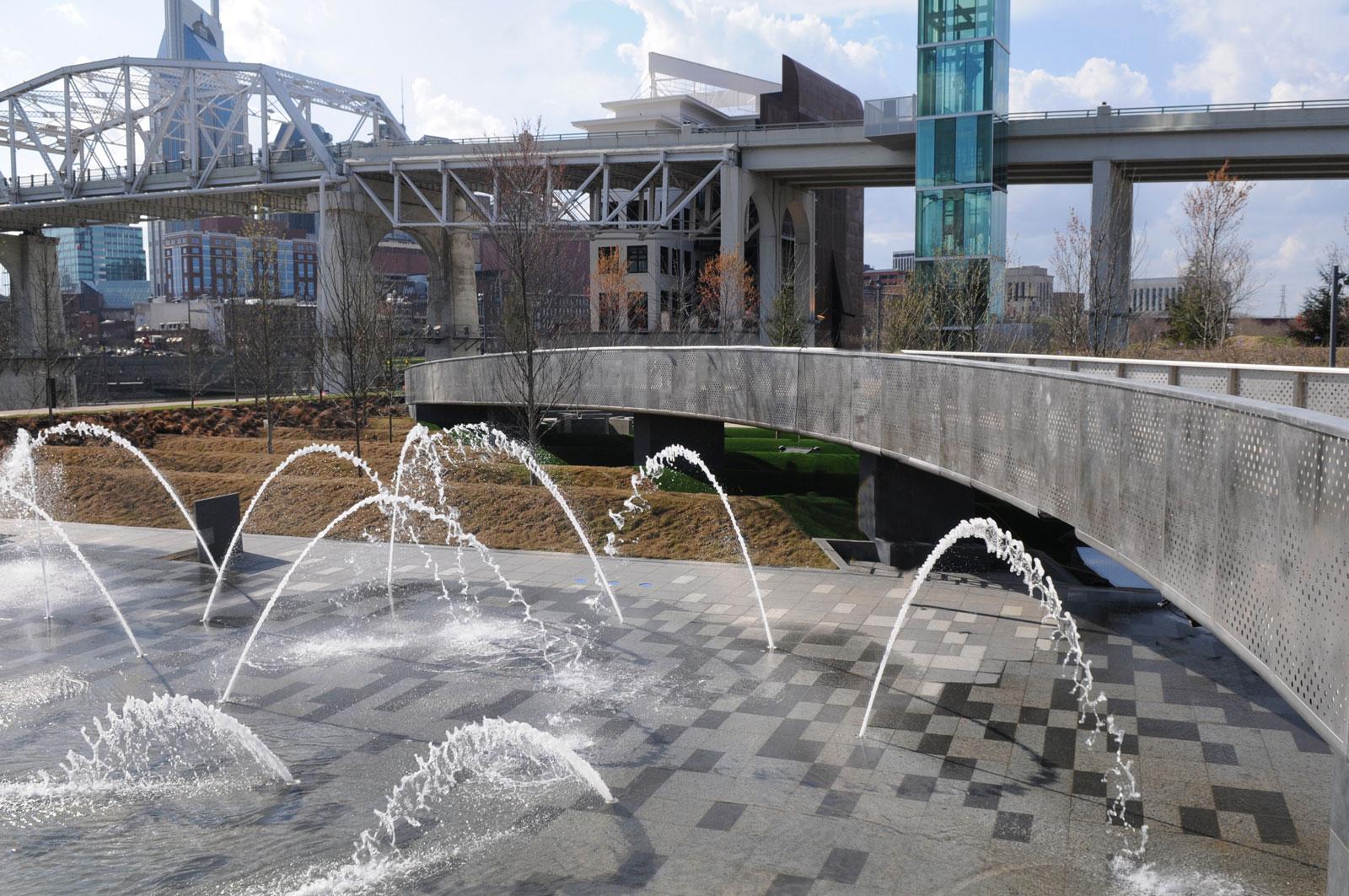 Explore Nashville's Parks