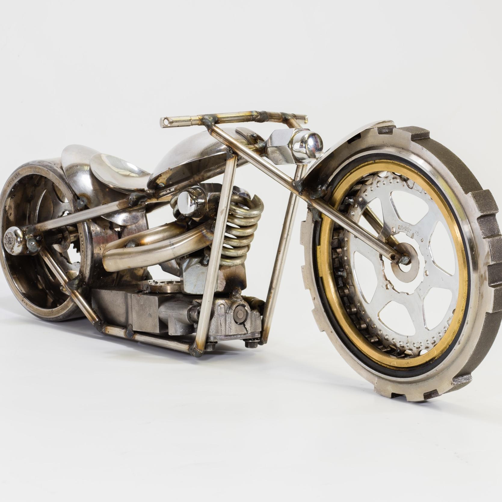 Tim Sprengelmeyer   Midwest Recycled Art