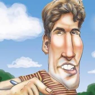 Theo Howard   Theo Howard Caricatures and Airbrush Arts