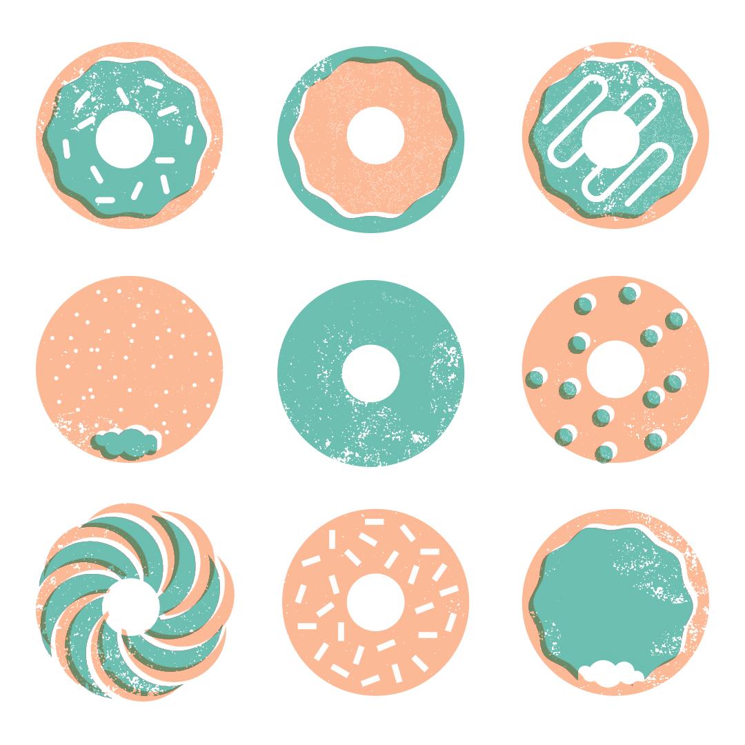 Natasia Designs Edmonton Graphic Design Doughnut