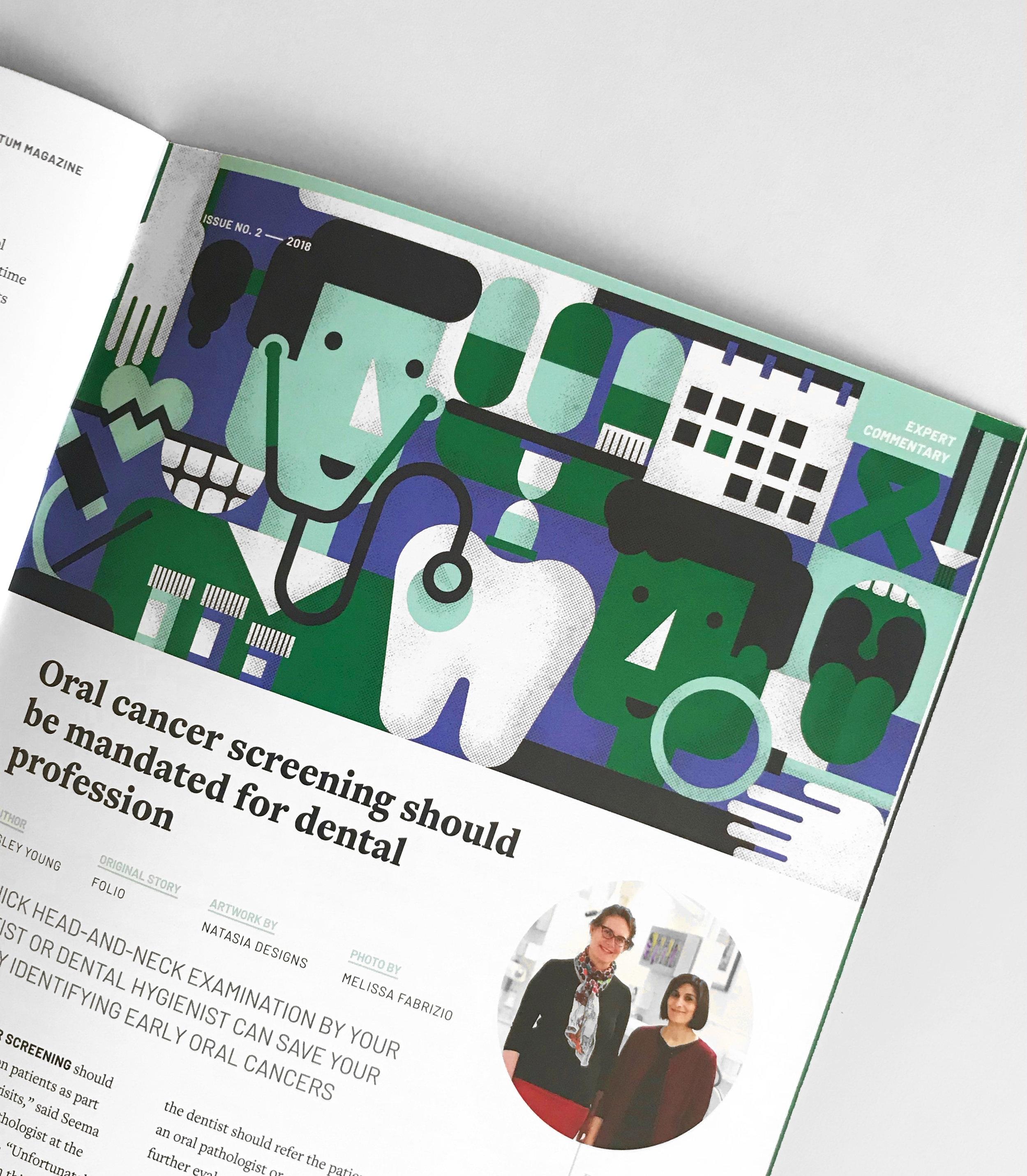 Natasia Designs Edmonton Alberta Graphic Designer Magazine Print Book Design Editorial Art Direction Creative University of Alberta Illustration Custom Article