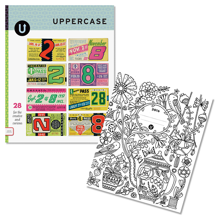 Uppercase Magazine Issue 28