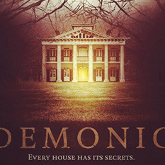 James Wan's Demonic - April 2015Set decorator Ryan Owl Dwyer chooses one of my circus prints to decorate the baby's nursery in this supernatural horror film starring Maria Bello.