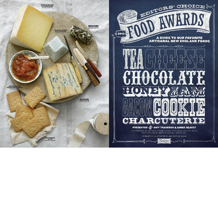 Yankee Magazine Editors' Choice Food Awards