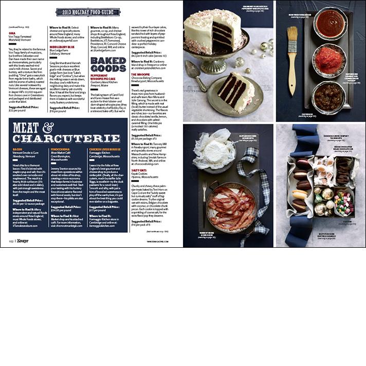 Yankee Magazine Editors' Choice Food Awards
