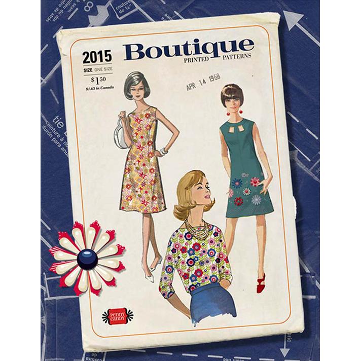 Boutique Lookbook Cover