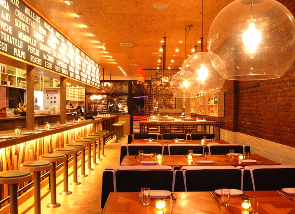 Macondo (157 E. Houston St., NYC)