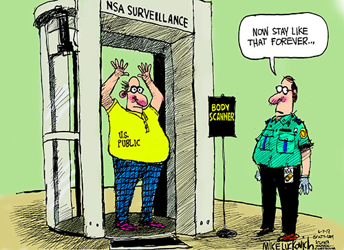 Image courtesy of Pulitzer Prize-winning editorial cartoonist  Mike Luckovich @mluckovichajc
