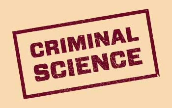 I will be speaking at  OMSI After Dark: Criminal Science  on May 30th.