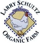 Larry Schultz Organic Farm — Owatonna MN  Selling organic eggs, chicken an turkey since 1992.  / Website