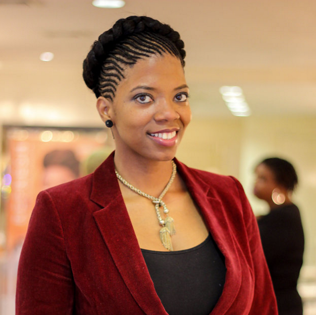 """Regina Gwynn:Co-Founder & CEO, TresseNoire Inc.   What Owning It Means to Her: """"I own my strengths as completely as I own my weaknesses. I'm not afraid to own my power, and am excited to encourage other women to do the same!"""