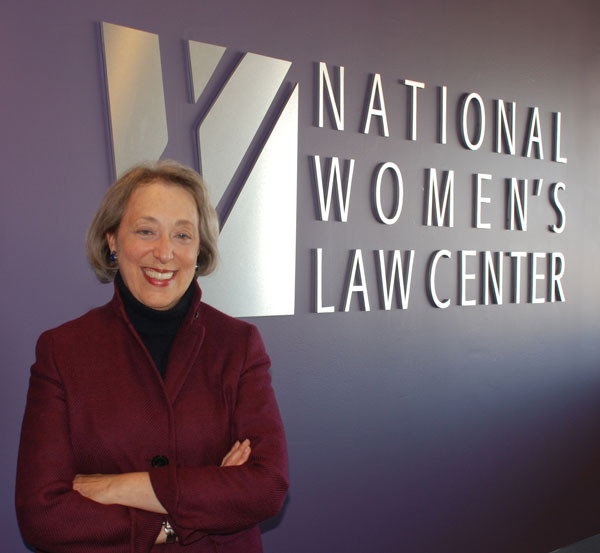 Marcia Greenberger   Founder & Co-President, National Women's Law Center