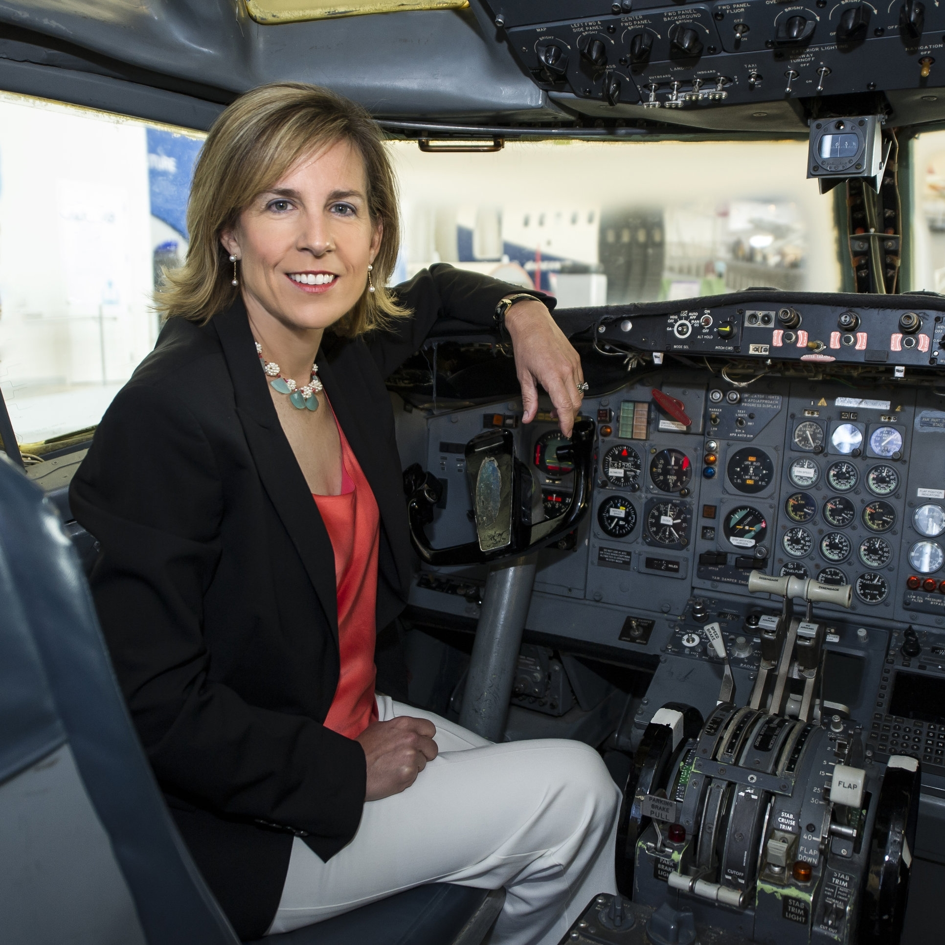 Nicole Piasecki   Boeing, VP of Propulsion