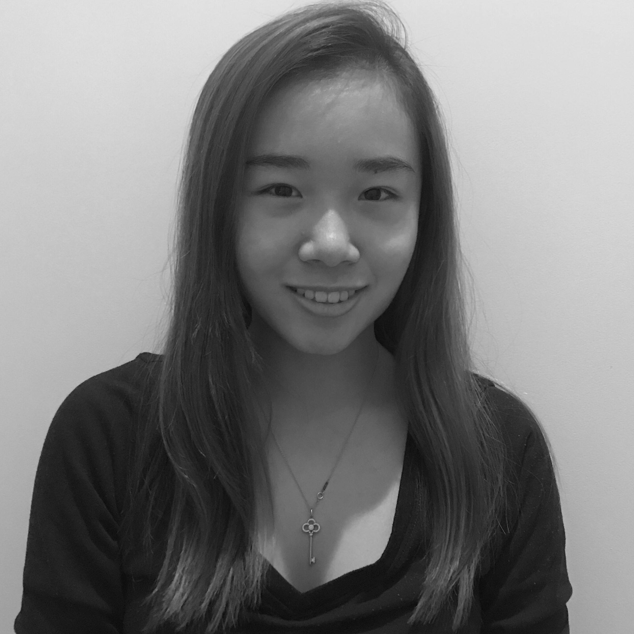Macy Huang   Outreach Associate