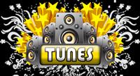 tunes audio equipment