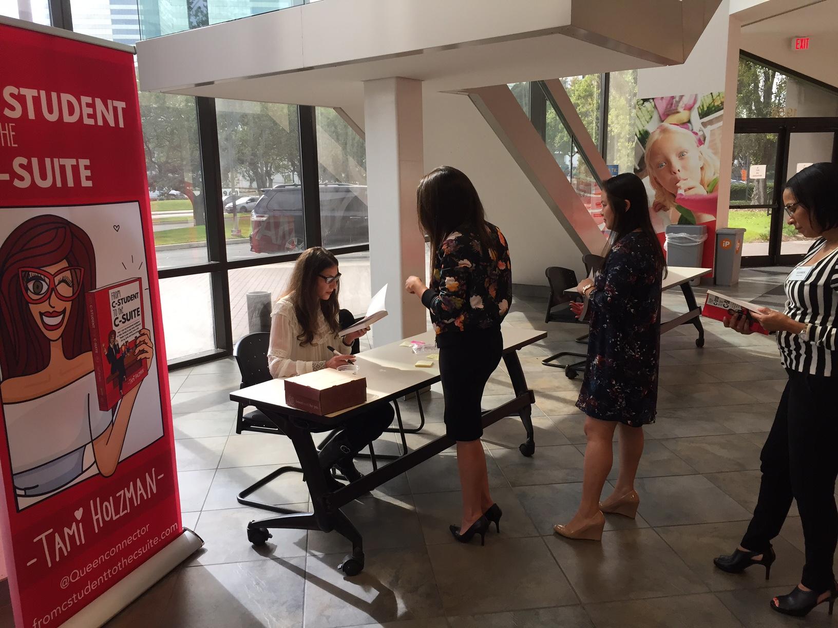 #TamiHolzman Tami Holzman #Keynotespeaker, Keynote Speaker, #emotionalintellegence Emotional Intelligence, #eq #csuite C-Suite #sales Sales #Author #Writer #Speaker, Author, female empowerment, #Business Business #Press Press#mattel