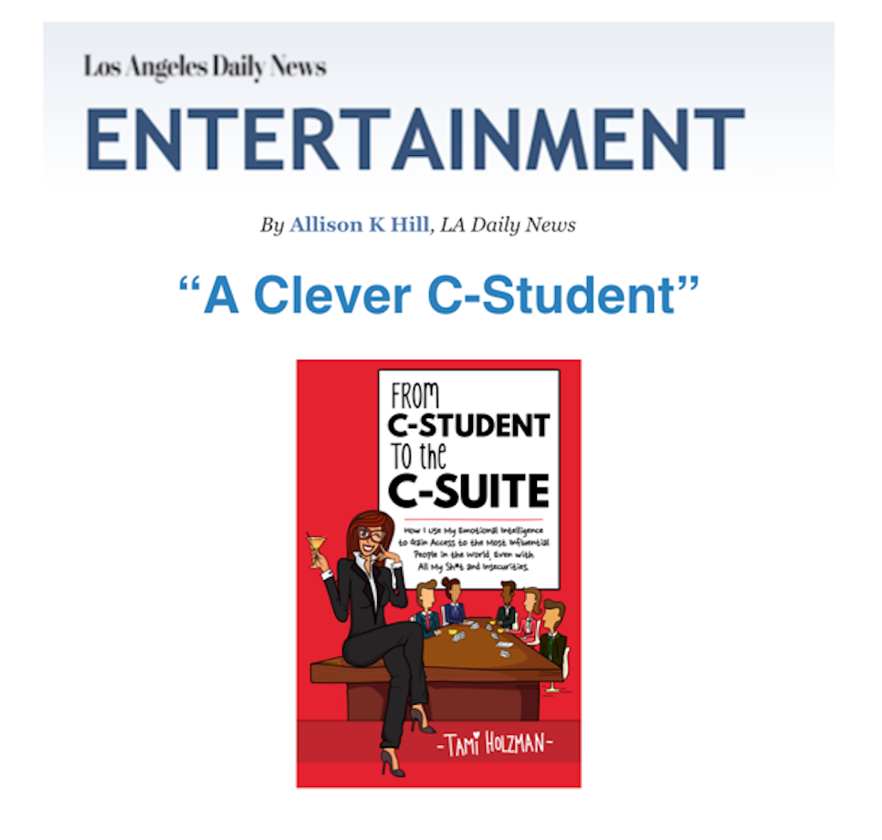 Book Review, LA Daily News