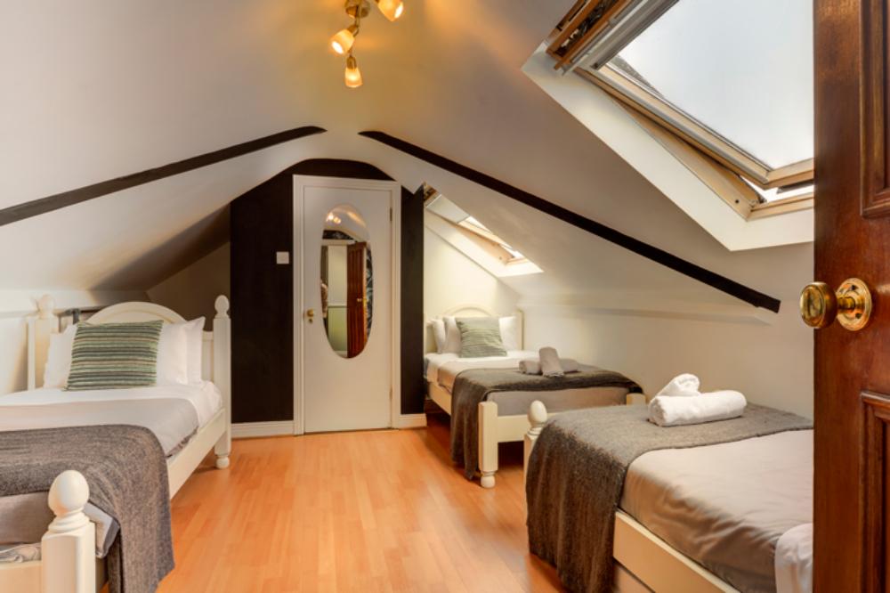 Avoca House B&B Bedroom
