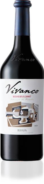 Vivanco Reserva 2007