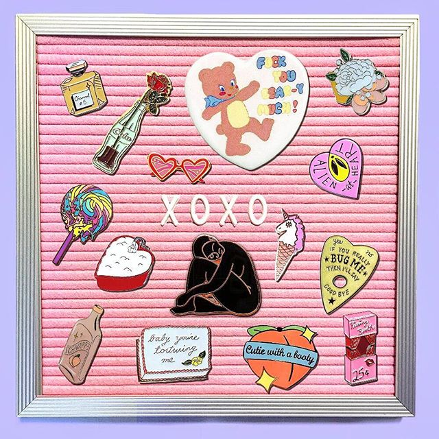 Happy Valentine's my darlings! So sorry I've been M.I.A lately - health stuff � Buuuut to say thank you for all of your support since the beginning now until midnight 2/20 take 20% off everything with code XOXO 💜💜💜