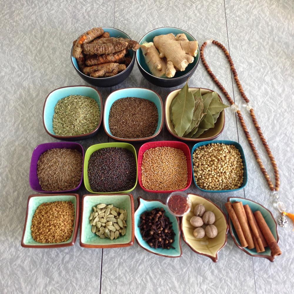 Five Prana Ayurveda Ayurvedic Diet Plan