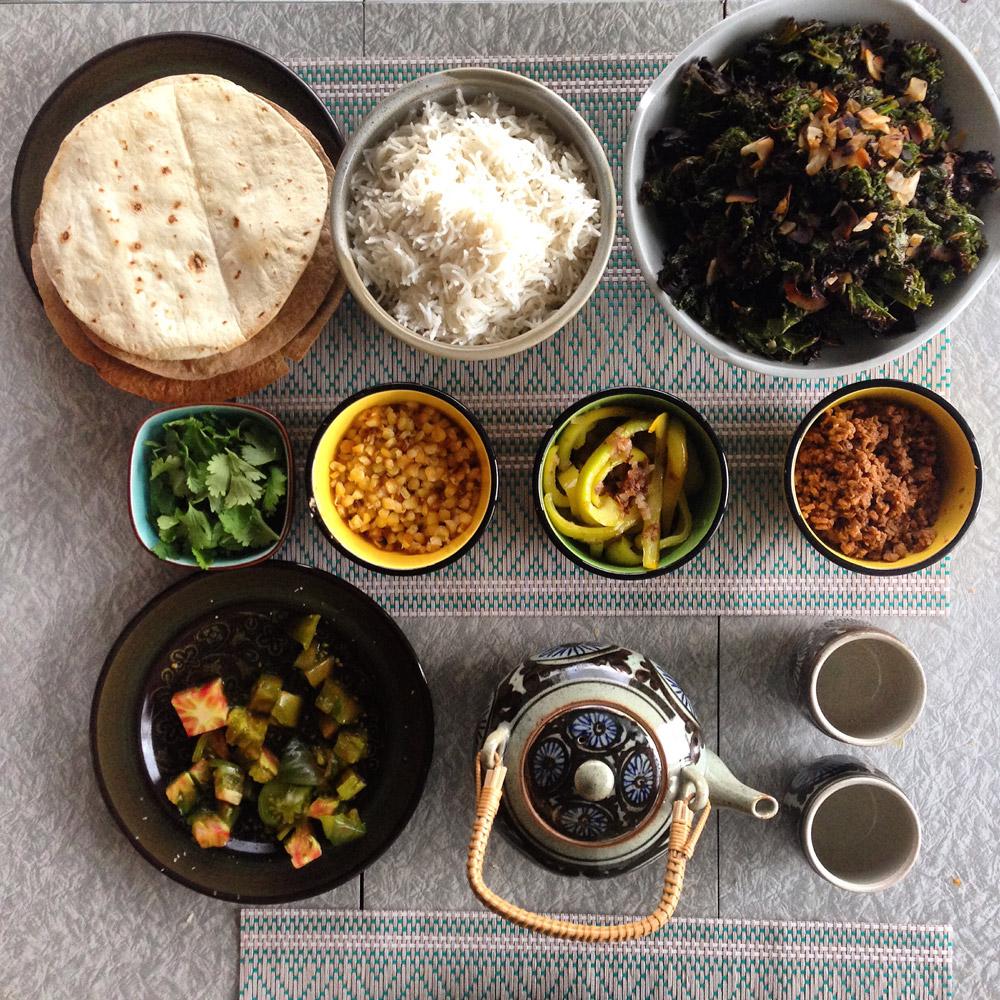 Five Prana Ayurveda Healthy Vegetarian Diet