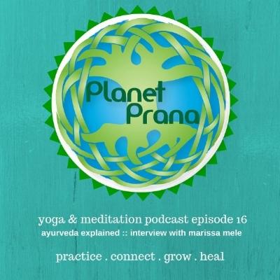 Five Prana Ayurveda on the Planet Prana Podcast