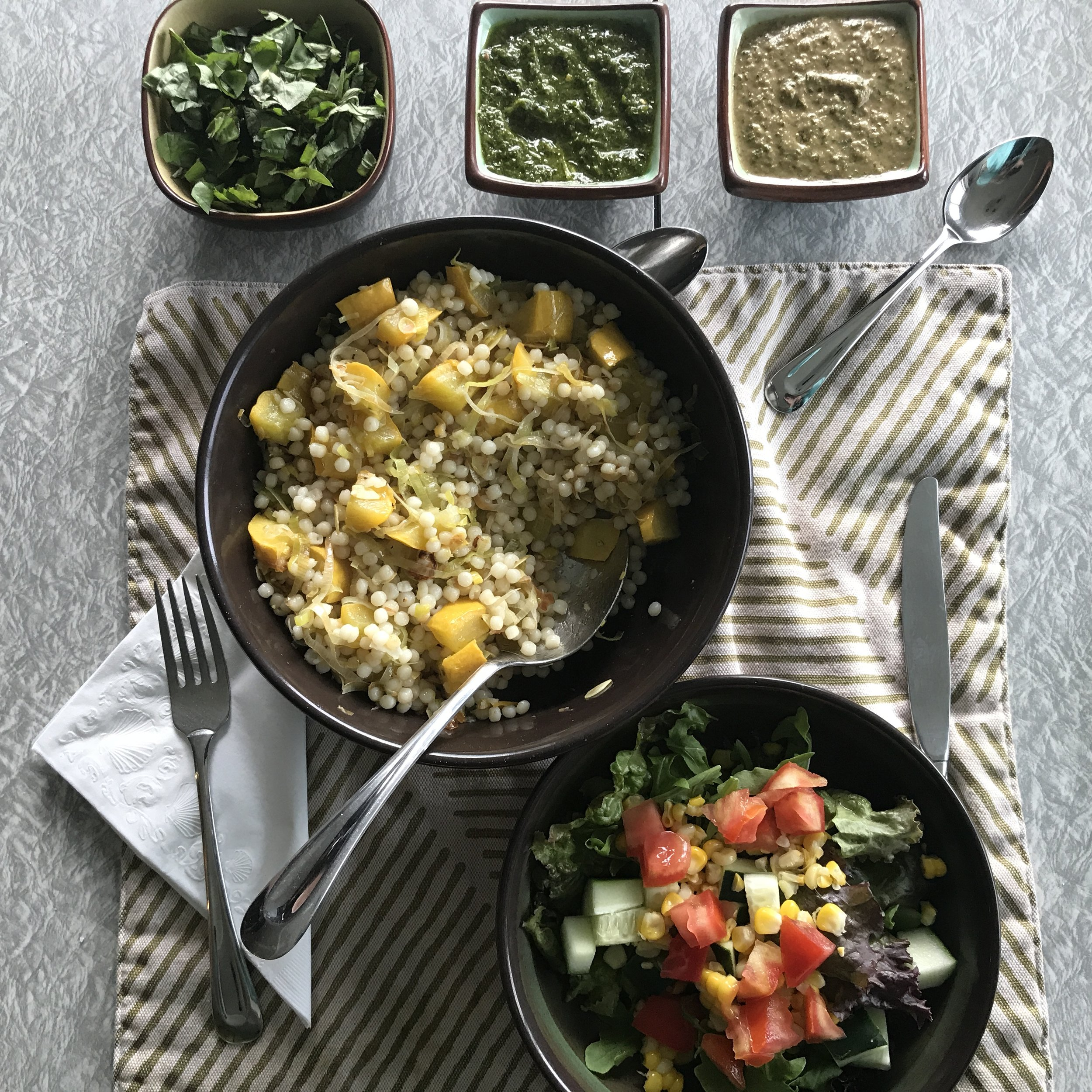 Five-Prana_Ayurvedic-Recipe_Cilantro-Pesto