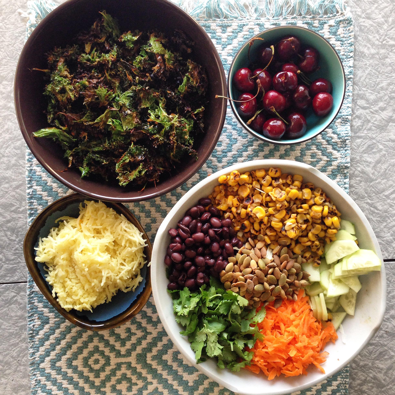Five-Prana_Ayurvedic-Recipe_Kale-Chips2